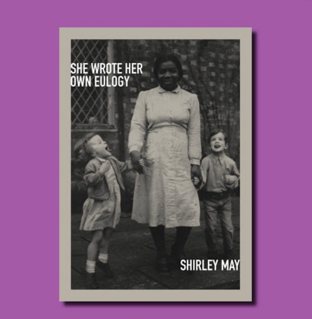 Cover of She Wrote Her Own Eulogy