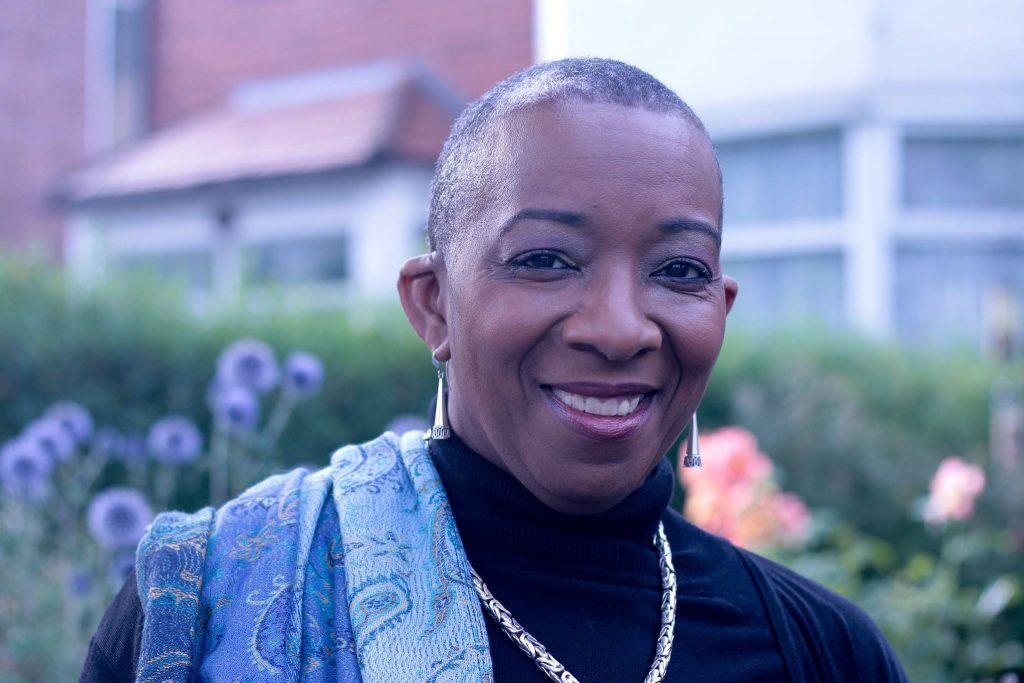 Photograph of Shirley May